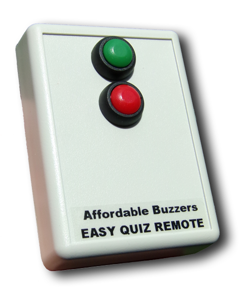 Wireless quiz controls