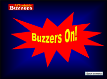 Affordable Buzzers Quiz Game Software Buzzers On Screen