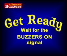 Affordable Buzzers Quiz Game Software Get Ready Screen